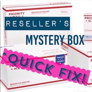 Mystery // Reseller's QUICK FIX Box